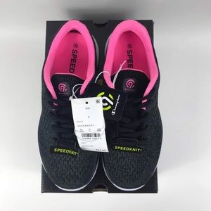 7b22fbeadc24 Champion Shoes - Girls Champion C9 Focus 3 sneakers Black pink sz 3